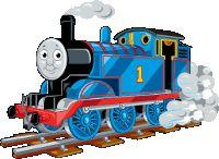 Thomas de trein...ook voor Jochem en Kasper