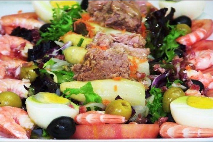 Mejores 150 im genes de ensaladas gourmet en pinterest - Ensaladas gourmet faciles ...