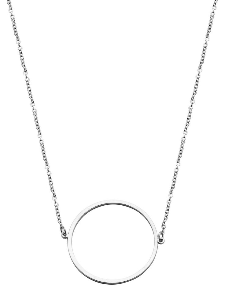 4$  Buy here - http://diufh.justgood.pw/go.php?t=11496 - Silver Plated Circle Hollow Out Pendant Necklace