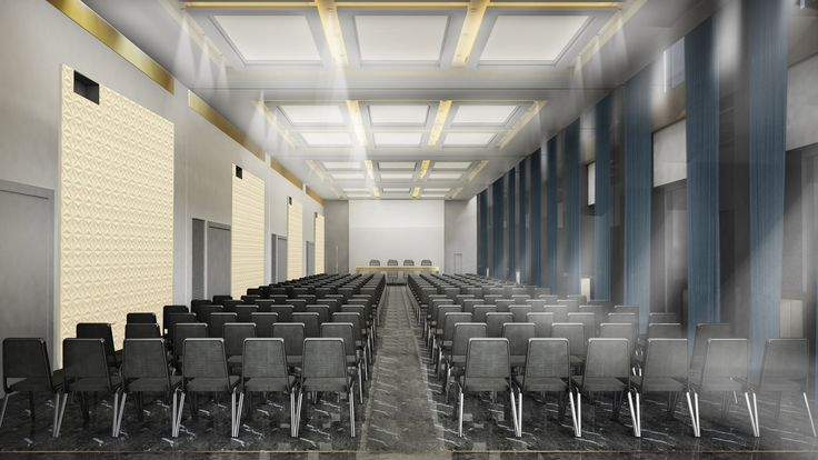 The Duomo, is one of the largest columnless ballrooms in Milan at over 400sqm. #excelsiorgallia #theluxurycollection