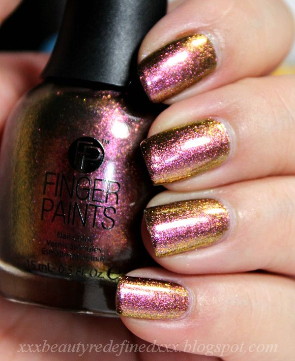 Surreal Sunset Finger Paints Polish Wish List Pinterest Nail Collection And Swatch