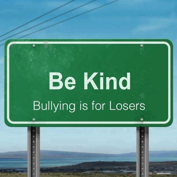 Stop bullying #stopbullying #respectothers