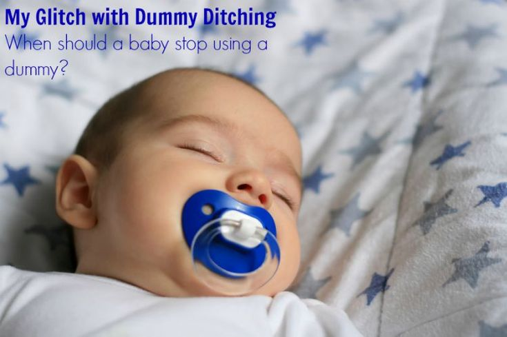 My Glitch with Dummy Ditching – When Should Your Baby Stop Using a Dummy? #dummy #pacifier #DummyDitching #parenting