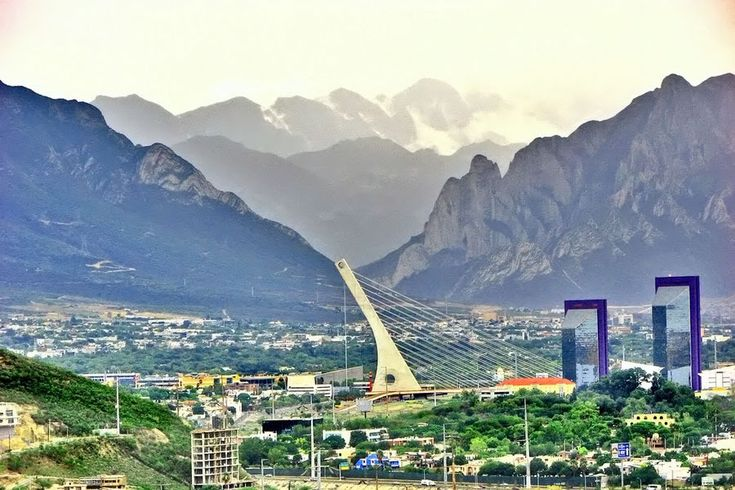 MONTERREY, Mexico-beauty in the mountains - SkyscraperCity