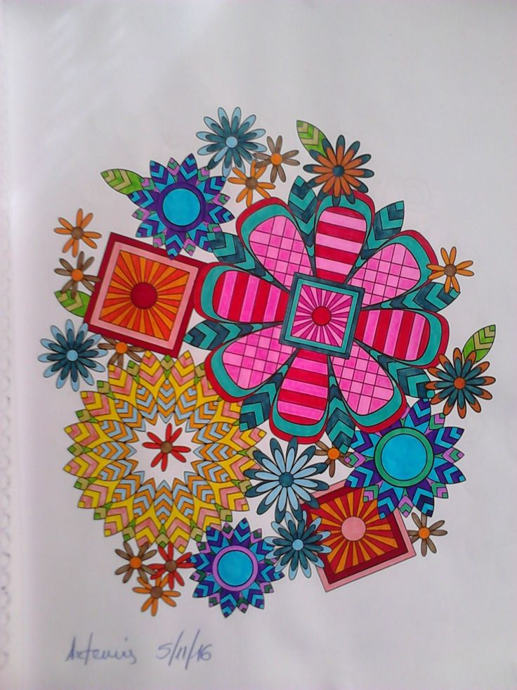 173 Best Art Amp Colouring By Artemis Images On Pinterest