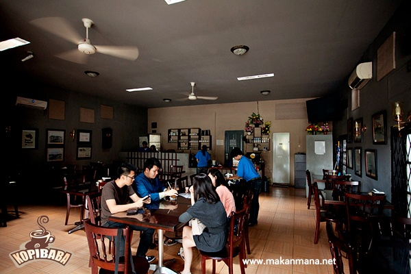 Kopi Baba & Antique Photo Gallery