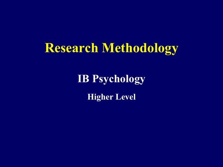 Qualitative Research in Psychology Qualitative ...