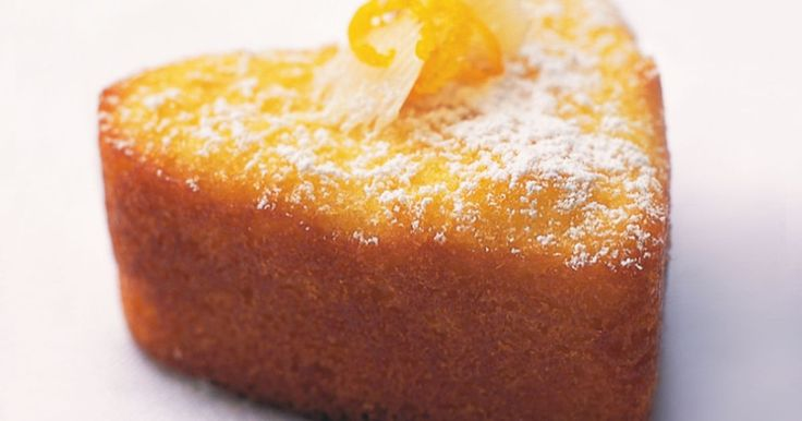 Fill your home with the gorgeous aroma of freshly baked orange & almond cake.