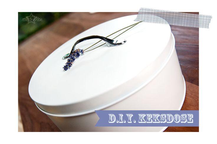 DIY Keksdose