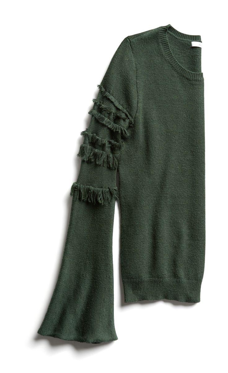 Stitch Fix Fall Stylist Picks: Fringed Bell Sleeve Sweater
