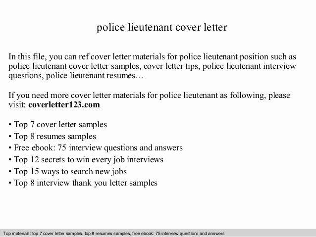 Military Police Job Description Resume Luxury Police Lieutenant Cover Letter Sample Resume Cover Letter Cover Letter For Resume Cover Letter Sample