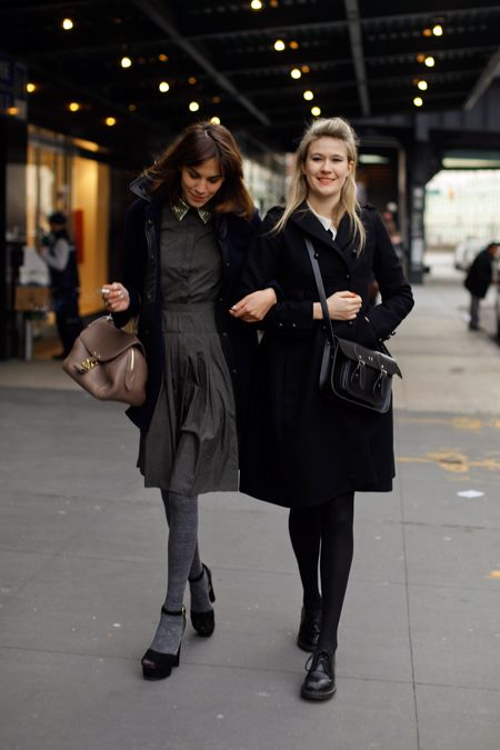 alexa chung.: Fall Style, Fashion Street Style, Fashion Models, Fashion Style, Bikinis Models, Street Styles, Fall Fashion, Alexa Chung, Grey Dresses