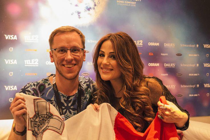 Interview mit Ira Losco (Malta)