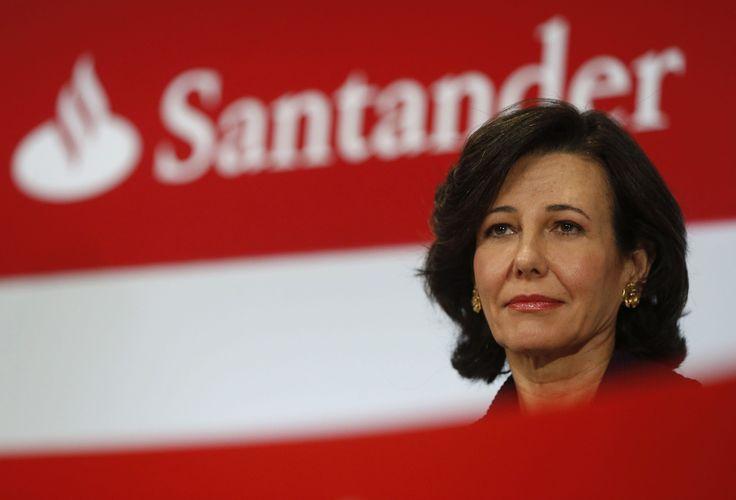 Coluna Lex do jornal financeiro compara o banco espanhol a um franchising bem sucedido.