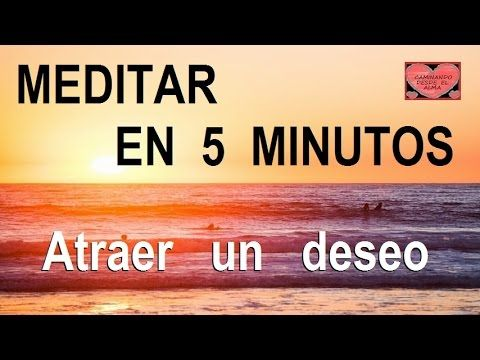 Meditación guiada: 5 minutos mindfulness / Salir del piloto automatico - YouTube