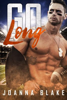 A Bookaholic Swede: Cover Reveal of Go Long by Joanna Blake