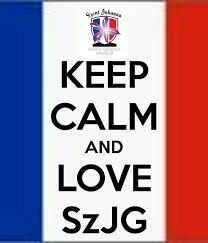 Keep Calm and Love SzJG