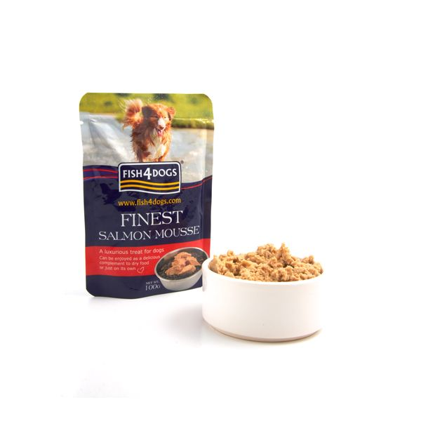 **Deal of the Week** Save £6 on Finest Salmon Mousse 36's RRP: £35.85 NOW: £29.85 Ends 01-06-17 https://www.fish4dogs.com/Products/dog-salmon-mousse-4-dogs.aspx  #Fish4DogsOffers #CatchofTheDay #FishFriday