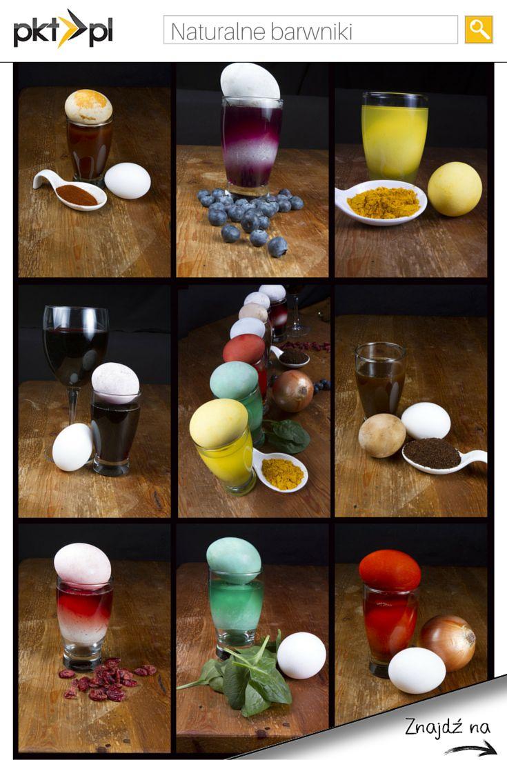 Czy wiecie, że możecie samodzielnie przyrządzić naturalne barwniki do jaj wielkanocnych? :) Spróbujcie koniecznie! :) #eco #Wielkanoc #Easter