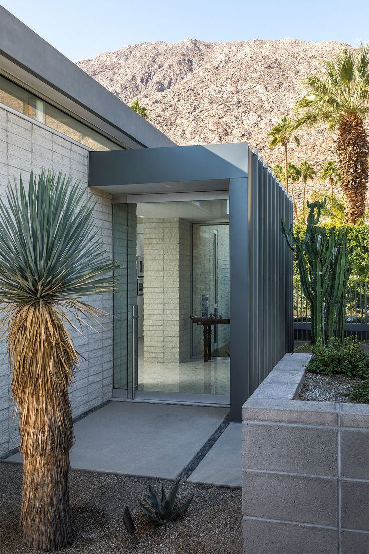 Amazing O2 Architects / Ridge Vista House, Palm Springs