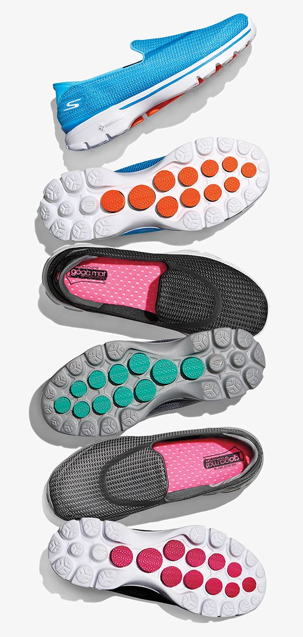 Introducing the Skechers GOwalk 3! Check our why we love this shoe on the blog.