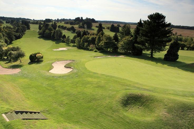 Salisbury and South Wilts Golf Club, Wiltshire