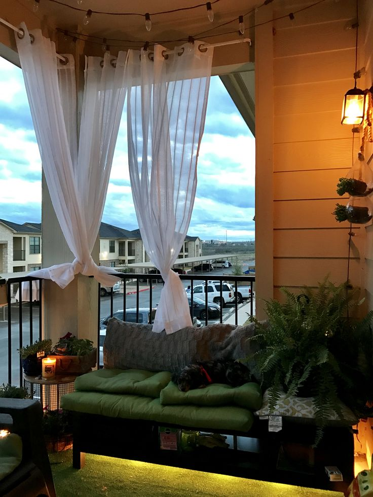 Decorating My Apartment Living Room: 1000+ Ideas About Apartment Balcony Decorating On