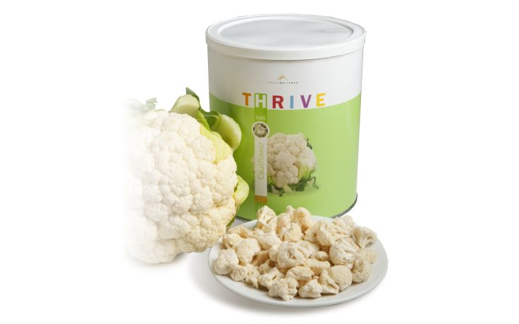 Cauliflower- Freeze Dried