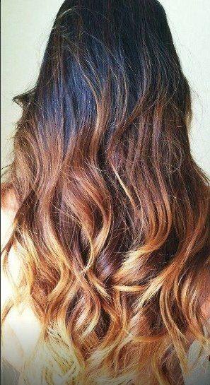 25 best ideas about como hacer mechas californianas on - Como realizar peinados ...