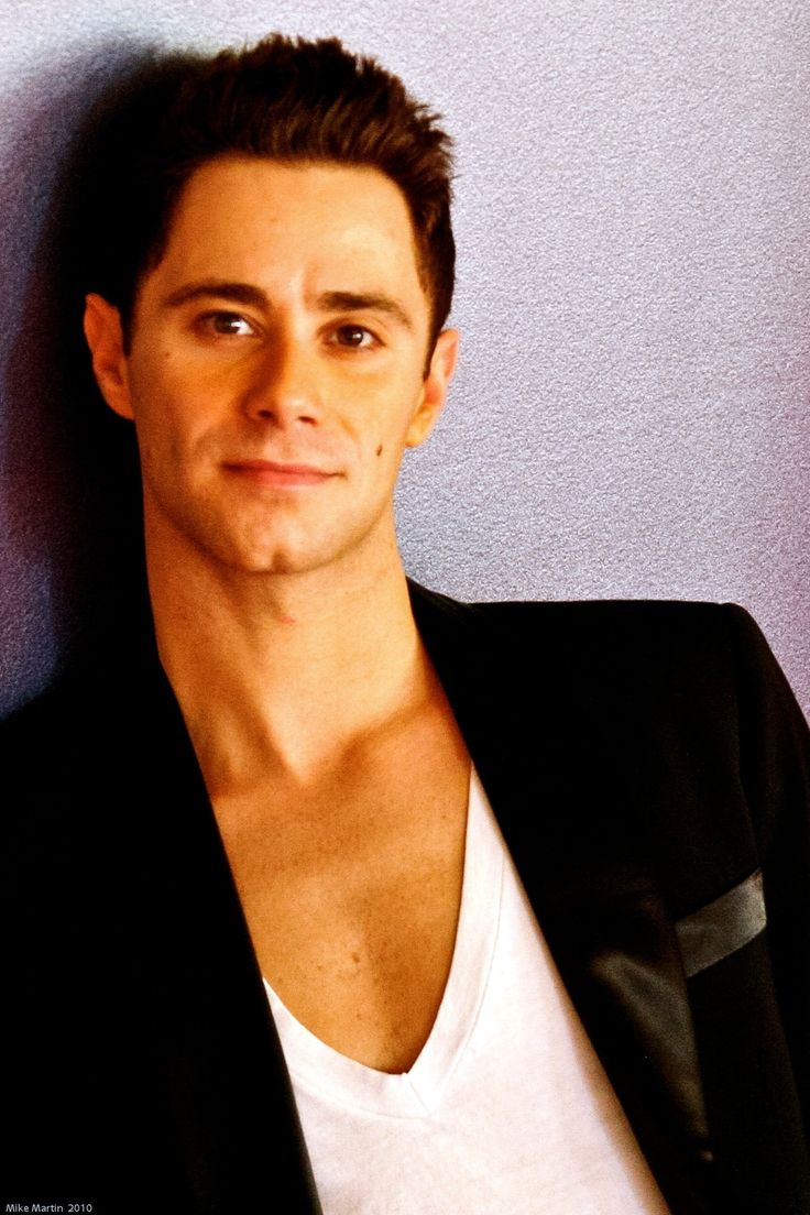 Exclusive: Sasha Farber on Tristan MacManus and Life as a DWTS Troupe Member (from September 2011)