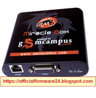 Miracle Box Latest Setup V2.36 Full Crack Free Download | Official Firmware Download