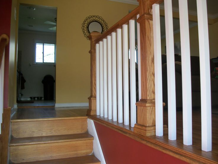 17 best ideas about interior stair railing on pinterest - Home depot interior stair railings ...