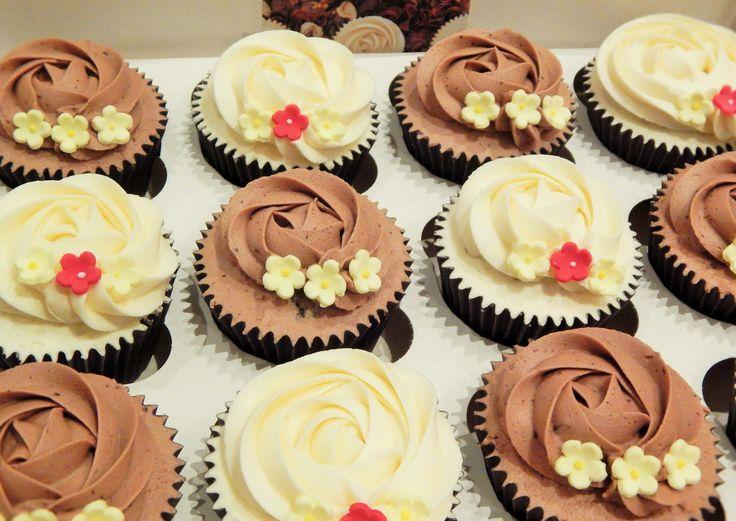 Chocolate Vodka Cupcakes Buttercream | Jennifer's Cakes