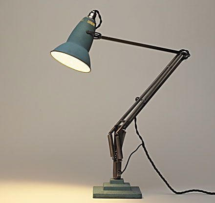 SoVibrant Opinion8: Design Classic No.243: The Anglepoise Lamp