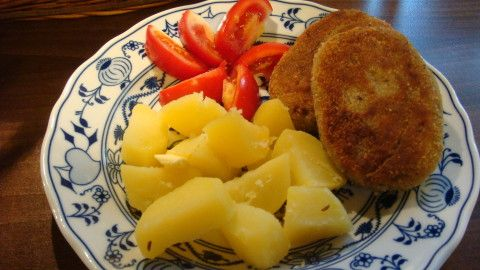 Brokolicové karbanátky s mozzarellou - Powered by @ultimaterecipe