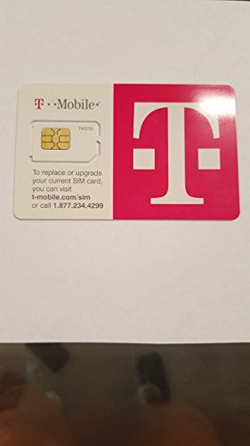 #T-MOBILE PRELOADED SIM CARD 1ST MONTH $65 PLAN FREE $65 PLAN INCLUDES UNLIMITED TALK TEXT AND UNLIMITED DATA WITH 6GB AT 4G LTE DATA FREE ROAMING IN CANADA AND ...