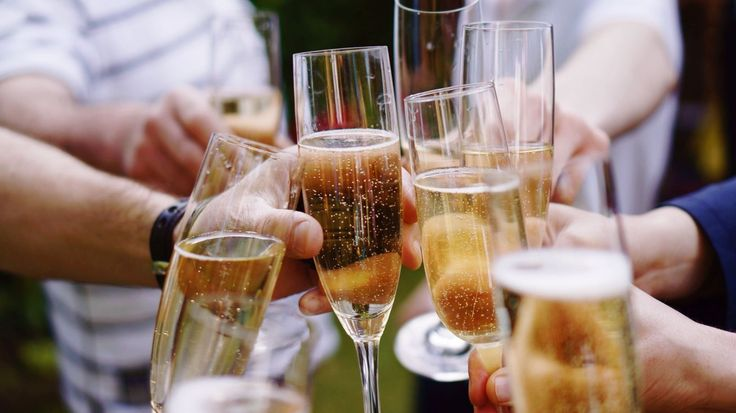 What Your Favorite Champagne Brand Says About You