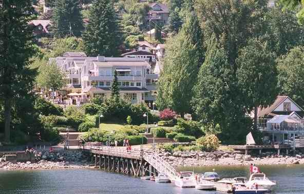 Deep Cove North Vancouver BC
