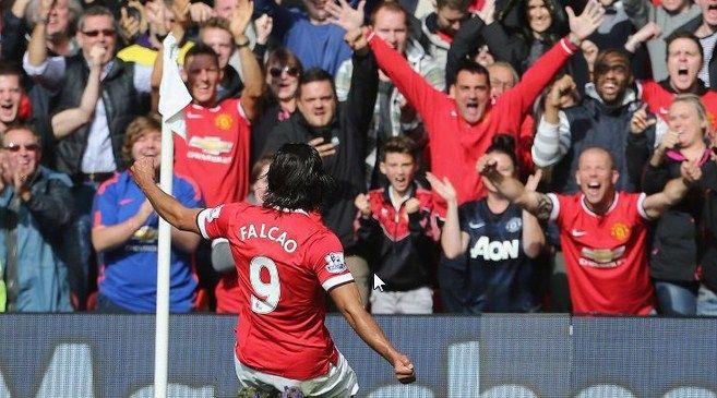 Taruhan Bola - Preview Arsenal vs Manchester United : Sang starter setan merah (MU) Radamel Falcao akan kembali dan siap untuk berhadapan dan bermain tandang