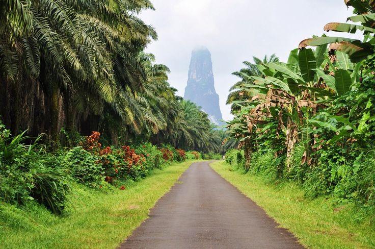 Santo Tomé y Príncipe.- El Muni