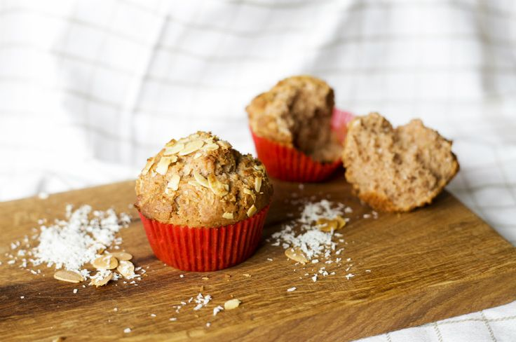 """Vanochtend vroeg kregen we al een berichtje van Sarah: """"Mara, mijn huis ruikt zo lekker. Jammer dat je hier nu niet bent, want dan had je even mee kunnen genieten. Dit is echt een geweldig recept voor Kokos & Kaneel Muffins!"""" Gelukkig wilde Sarah haar recept met ons delen. Ingrediënten voor circa 8 muffins 1 …"""