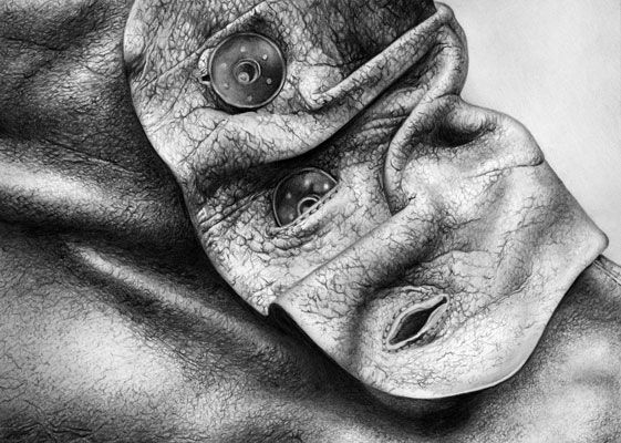 Cath Riley - miscellaneous: boot detail