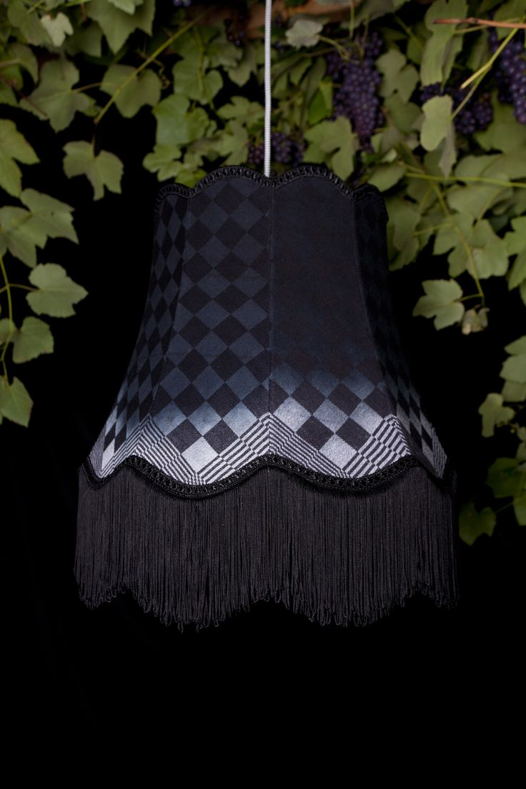 639 best pendant lamps images on pinterest ceiling lamps meet the maker willemiek upcycles thrift store wire frames in beautiful modern bell lampshades greentooth Image collections