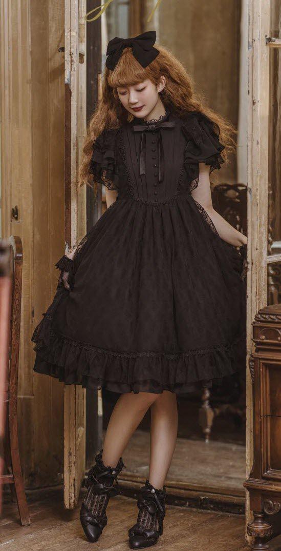 UPDATE: Ein paar mehr 【-Memory of Floria-】 Lolita Jumperkleider wieder vorrätig!