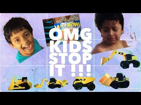 OMG Kids Stop It !! Surprise toys and surprise eggs !!! - YouTube