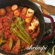 鍋特集 : サフラン香るトマトおでん