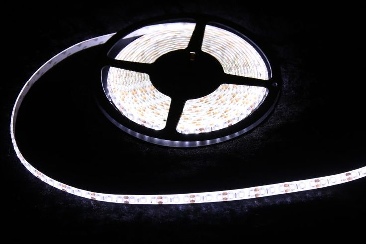 Strip Lighting LED White SMD3528 IP65 5 metre Roll 9.6w/m 120 LED/m A$30.80 www.ecoindustrialsupplies.com