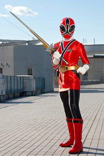 Lauren Shiba  Power Rangers Super Samurai