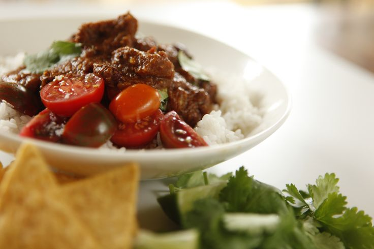 Melt in the mouth chunky beef chilli without the hours and hours of preparation.