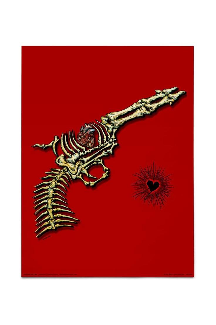 Gun of Bones: Guns, Stuff, Bones, Products